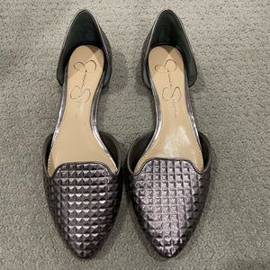 Jessica Simpson Renonna Flat Pointy Shoes 6.5